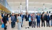 2nd repatriation flight arranged by Bangladesh HC takes back home 153 stranded  Bangladeshis from UK