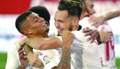 La Liga resumes with Sevilla defeating Betis