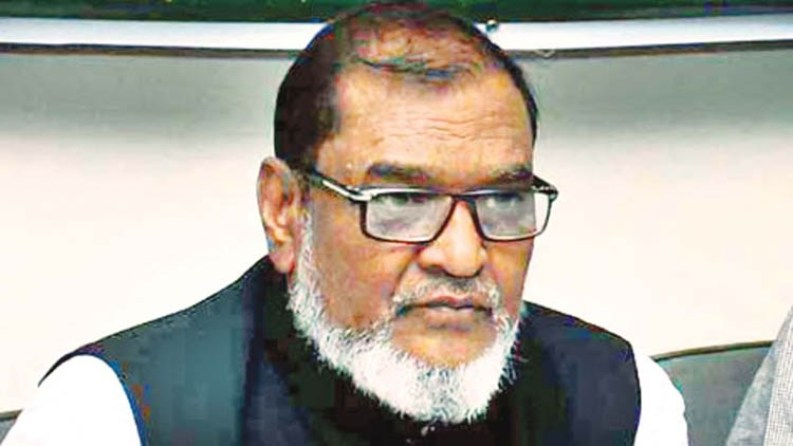 Covid-19 infected Liberation War Affairs Minister Mozammel Haque, wife admitted to CMH