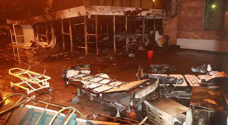 Lives could have been saved from United Hospital fire: Probe reports