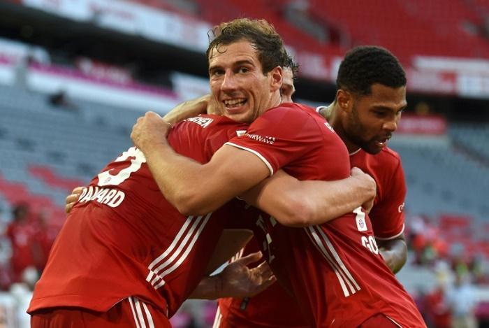 Goretzka winner puts Bayern within one victory of Bundesliga title