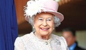 Queen marks  official birthday