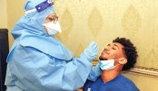 Qatar start camp with strict health measures