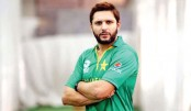 Afridi tests positive  for Covid-19