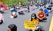 Hundreds protest against Nepal's corona response