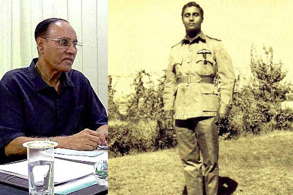 Bangladeshi 'Living Eagle' Saiful Azam dies