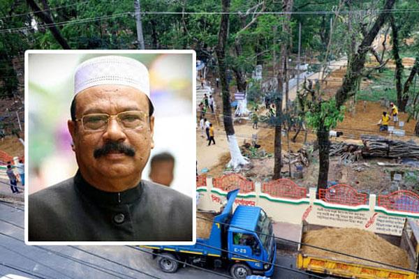 Badar Uddin Kamran's body reaches Sylhet