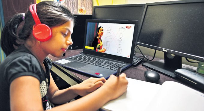 Banglalink, Teach it introduce online classes for PEC examinees