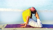 Yoga Part 3: In a land of tranquility