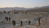 17 militants killed in Afghanistan