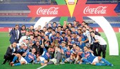 Napoli clinch Italian Cup