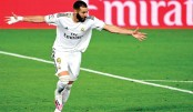 Benzema's brace crowns  Real win over Valencia
