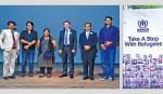 IIUSFF observes World Refugee Day