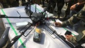 India's BSF shoots down Pakistani drone along border