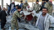 Bomb kills 9 pro-regime fighters in south Syria: monitor