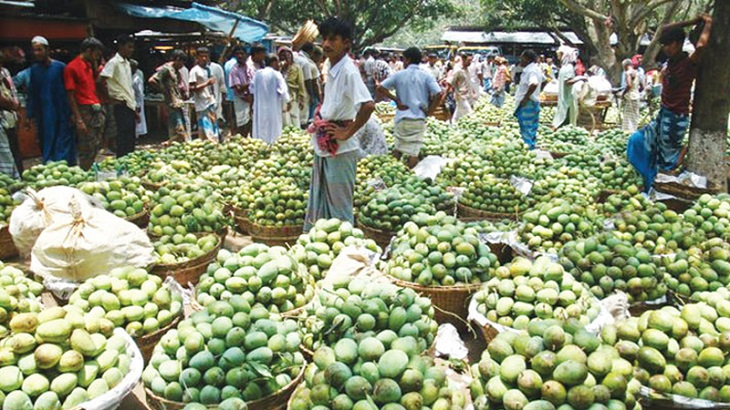 72 varieties of mangoes available in country