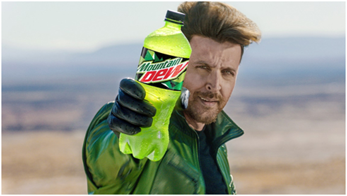 Mountain Dew presents Hrithik Roshan in summer campaign