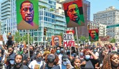 Americans march for racial justice
