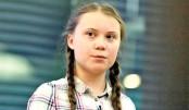Climate change 'as urgent' as coronavirus: Greta Thunberg