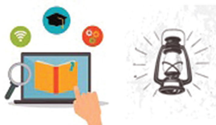 Redefining e-learning experience