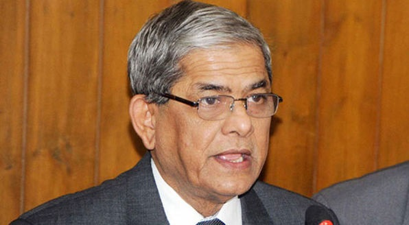 Mega projects being prioritised for 'plundering': Fakhrul