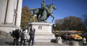 Museum to remove Roosevelt statue decried as white supremacy