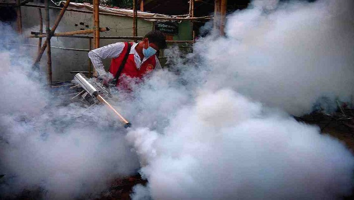 DNCC: Anti-mosquito drive operated at 31 hospitals