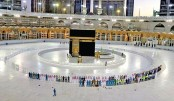 No traditional hajj this year
