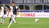 Ronaldo penalty sets up Juve win