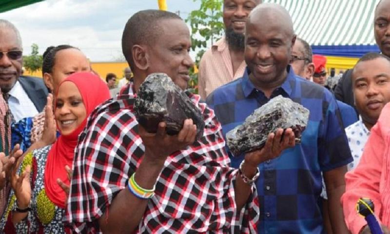 Tanzanian miner becomes overnight millionaire