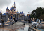 Disneyland employee unions to protest against reopening park