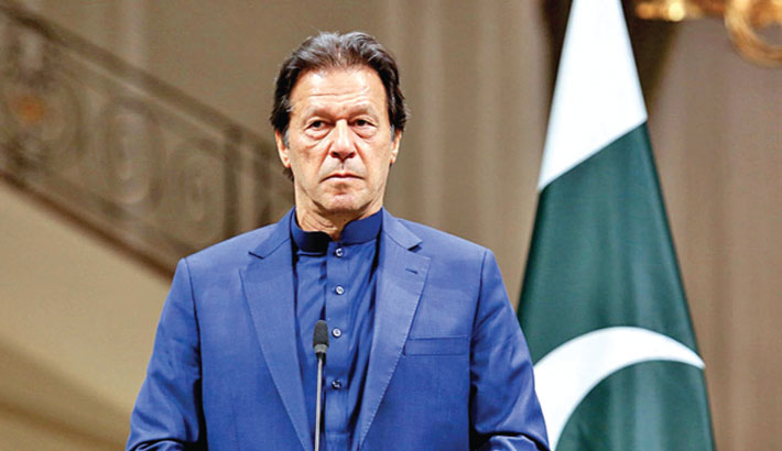 Outcry after Imran calls Bin Laden a 'martyr'