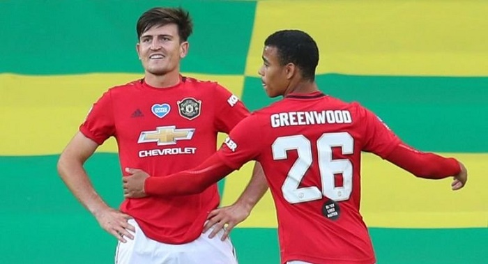 Maguire sends Man Utd into FA Cup semifinals