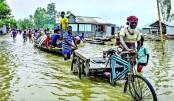Flooding hits six northern dists