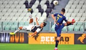 Juve thump Lecce to go seven points clear