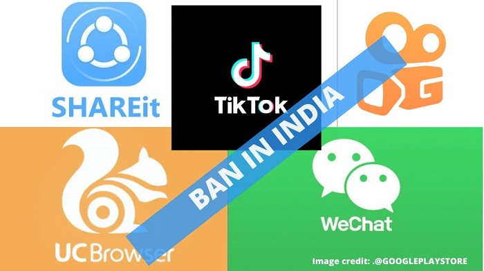 India bans 59 apps including China-based TikTok, WeChat