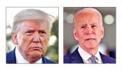 Trump, Biden release diversity data for poll campaign teams