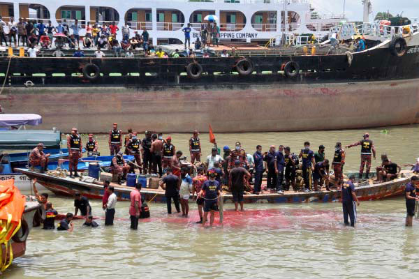 Buriganga launch capsize: Two more bodies found; death toll reaches 34