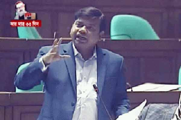 JP MP Misbah proposes removal of Health Minister