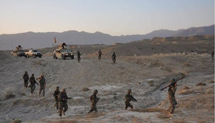 Afghan airstrikes kill 17 militants in eastern province