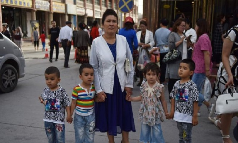China forcing birth control on Uighurs to suppress population, report says