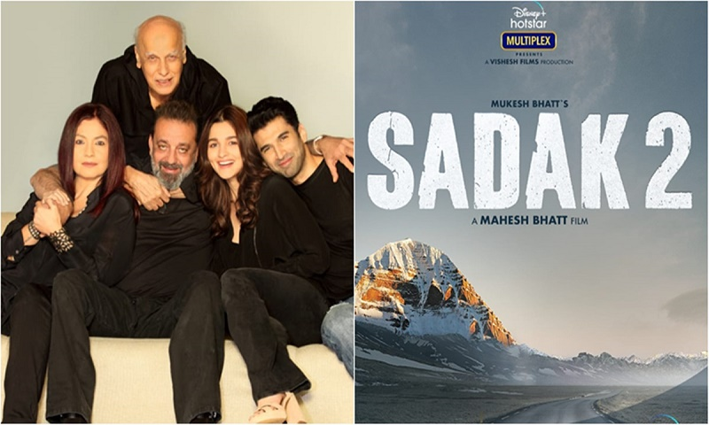 Sadak 2: Alia Bhatt film to stream on Disney Plus Hotstar