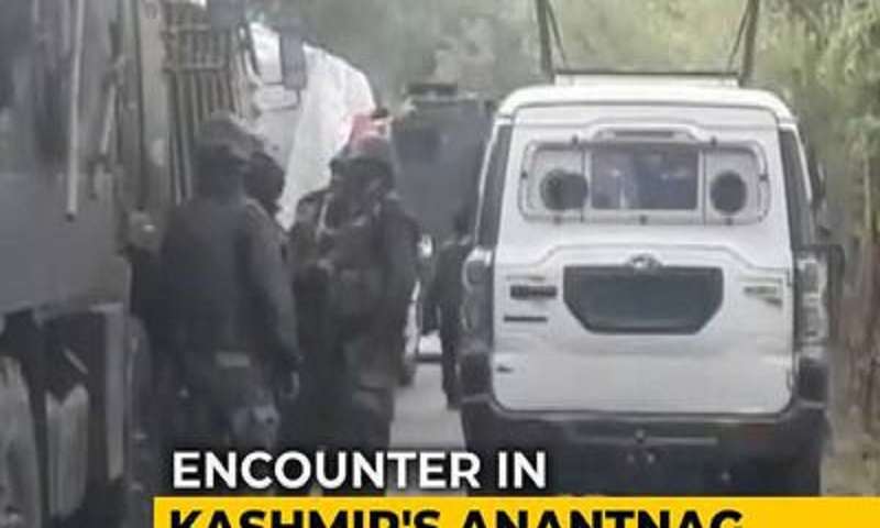 2 terrorists shot dead in Jammu and Kashmir, killer of 6-year-old boy escapes