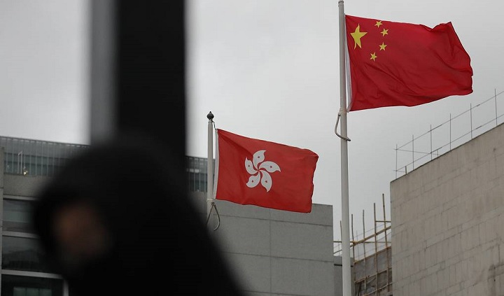 Respect our right to protect national security, HK leader tells UN