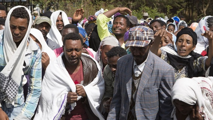 Three dead in protests over killing of Ethiopian singer: doctor