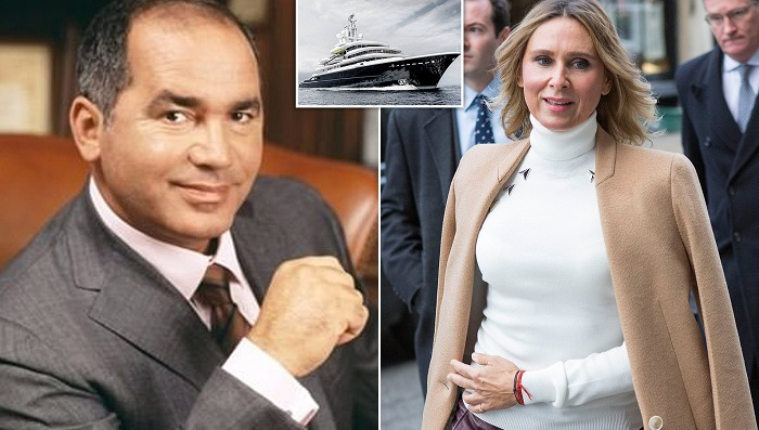 The billionaire, his ex-wife and a £450 million divorce bill