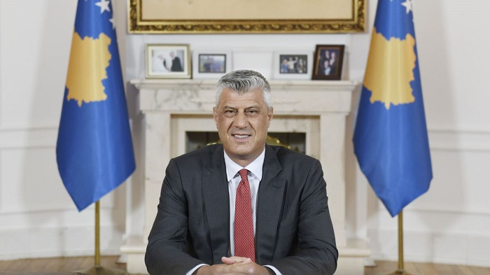 Kosovo president says he will resign if war crimes charges confirmed
