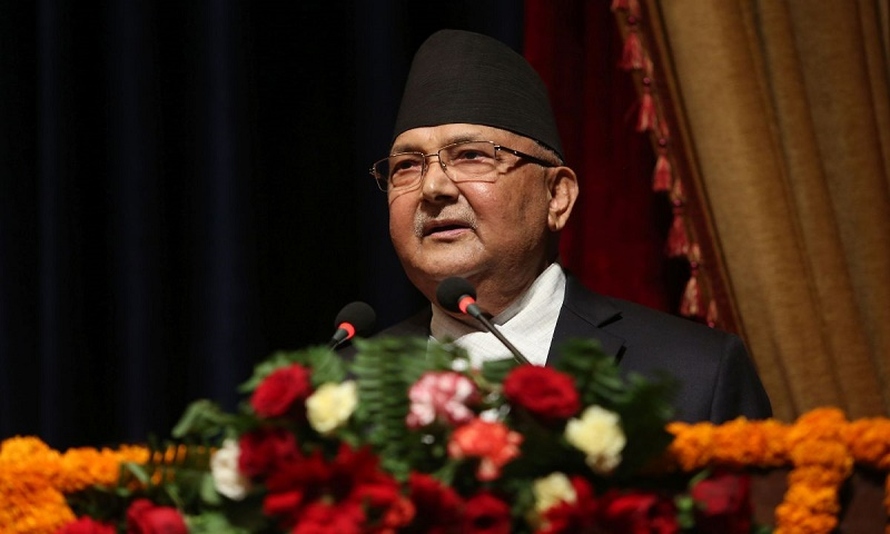 Nepal's ruling party demands PM Oli's resignation over remarks on India