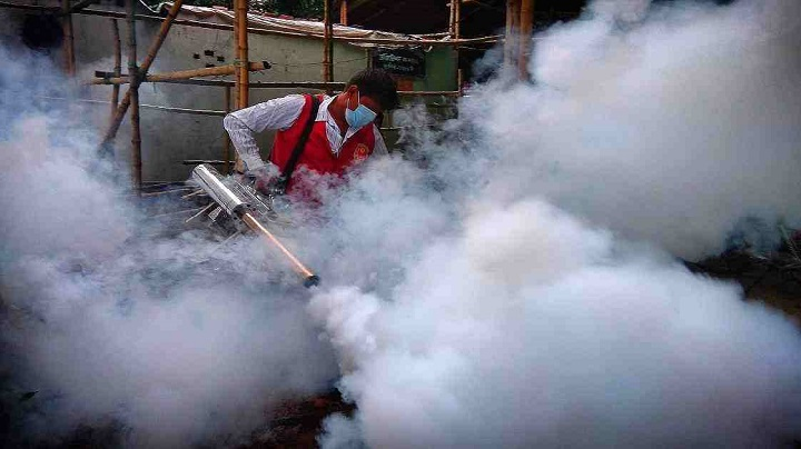 DSCC ready to fight mosquito menace: Taposh