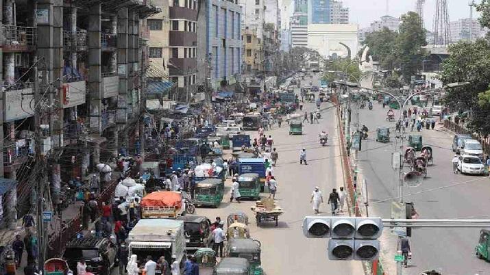 Dhaka's air quality improves slightly